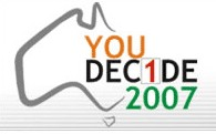 Youdecide2007.org