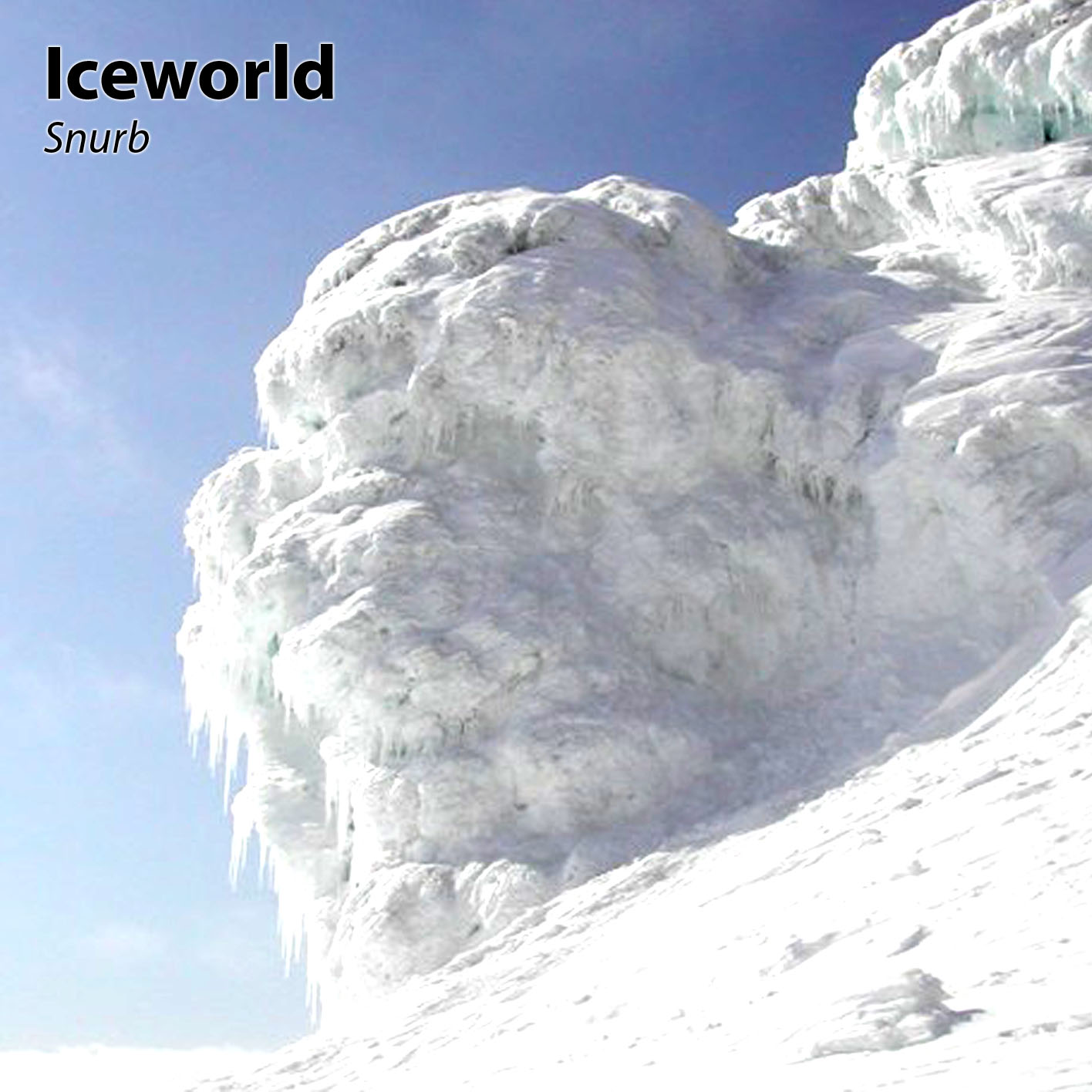 Iceworld front cover